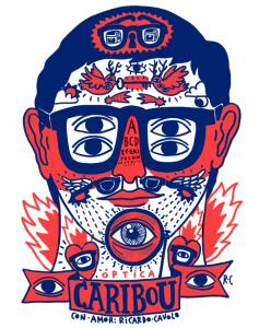 cuatro ojos Caribou