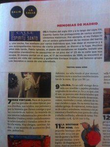 MEMORIAS DE MADRID - METROPOLIS