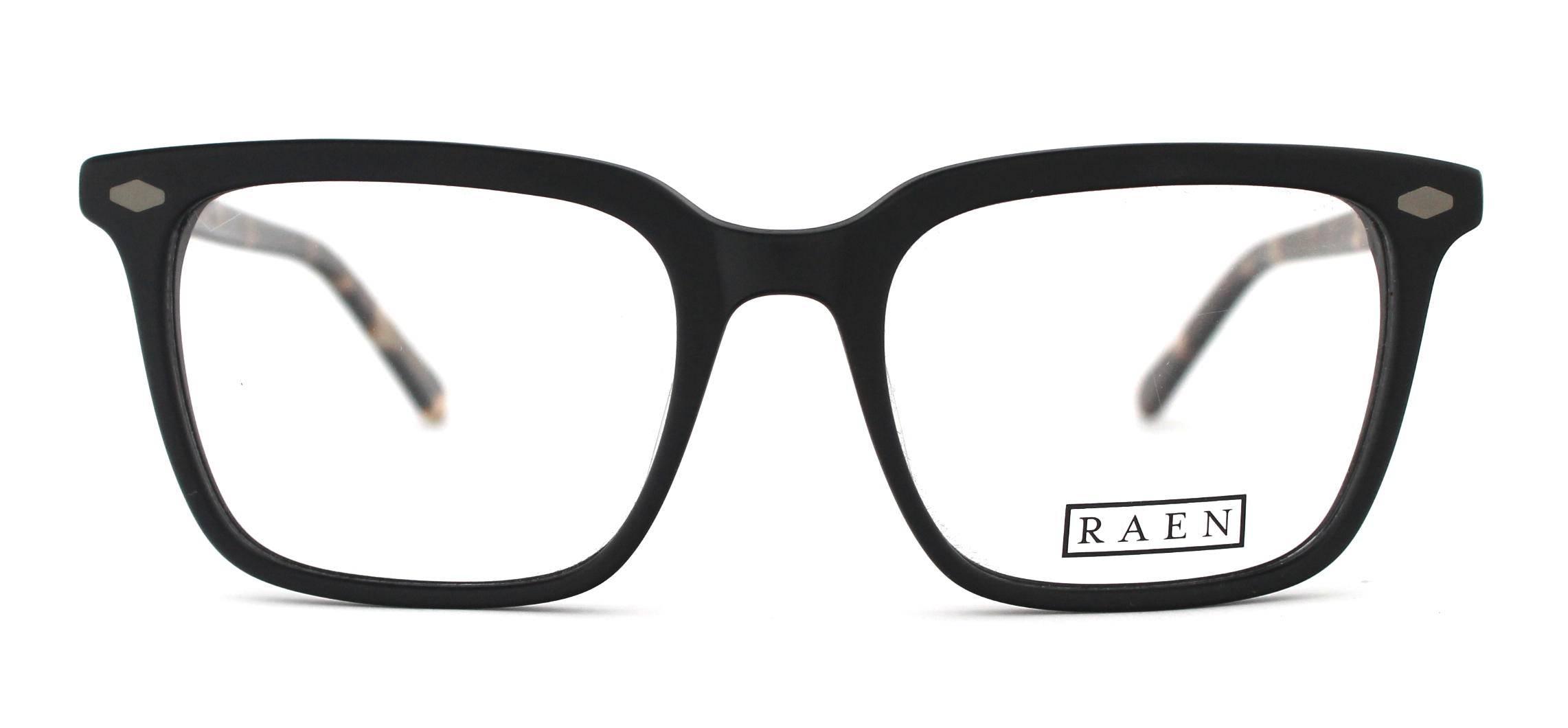 Raen - Merced Matte Black + Brindle