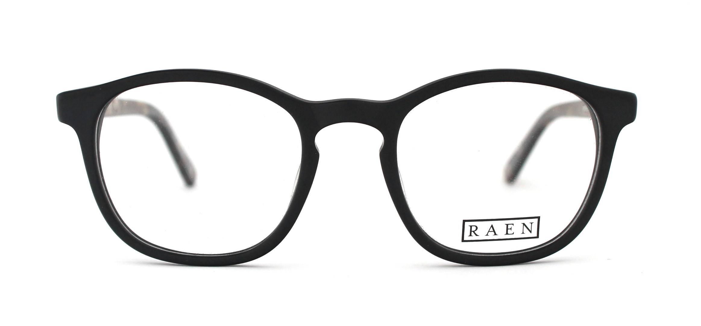 Raen - Saint Malo Matte Black + Brindle